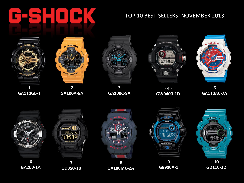 Top-10-Selling-G-shocks-November-2013.jpg G-ショック